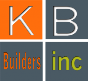 KB Builders Inc Custom Home Builders Logo